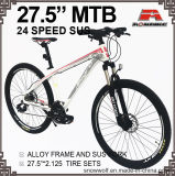 27.5 Inch 24 Speed Alloy Disc Brake Mountain Bicycle
