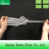 Clear Cheap Elastic TPE Gloves