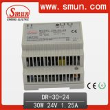 30W DIN Rail Switching Power Supply 24V1.25A