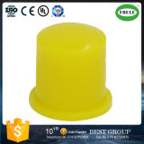 Wholesale 6*6 Yellow Cap Environmental Touch Button Switch Insulation Cap