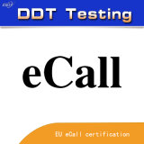 Authoritative Ecall System Test for Automobiles