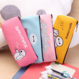 Good Quality Cute Rolling and Zipper Pencil Cases Bags