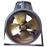 BV/ABS Approved Marine Fixed Pitch Bronze Propeller for Side Thrust