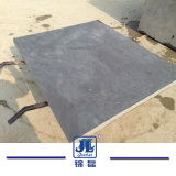 Building Material Natural Limestone Flamed/Honed/Tumbled Bluestone for Floor Tiles and Wall Cladding/Facade
