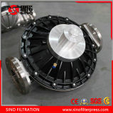 China PP Air Operated Pneumatic Diaphragm Pump Manufacturer Price