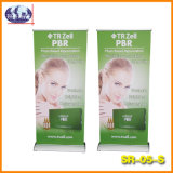 Retractable Wide Base Single Side Pop up Display Roll up Banner Stand (SR-05-S)