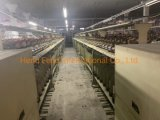 Wanli Wl 320f Two-for-One Twister Spinning Machine for Short Fiber with 146 Spindles Year 2009 Cotton Yarn Making Machine