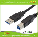 Factory Selling USB3.0 Am to Bm Cable