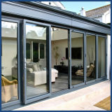 Wholesale Thermal-Broken Balcony 3 Panel Cheap Sliding Doors