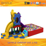High Quality Cheap Kids Playground Outdoor with Ocean Balls
