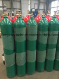 En1964 40L Gas Cylinder with Cga-580 Valve Export to Mexico
