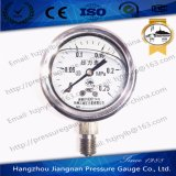 60mm 2.5′′ Stainless Steel Oil Pressure Gauge Filled with Glycerin