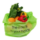 100% Biodegradable T-Shirt Bag, Grocery Bag, Wholesale Retail Bag