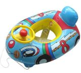 PVC Inflatable Floating Baby Boat for Swimming Pool