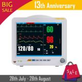 Yspm80g Medical Patient Room Portable ICU Ambulance Multi Parameter Patient Monitor