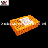 Poultry Farm Used Plastic Chicken Transport Cages