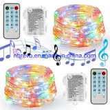 50 100LED 200LED Party Festival Christmas Music Dancing String Lights