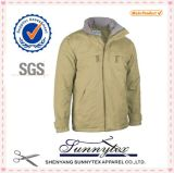 OEM Cheap Wholesale Winter Men Warmer Outdoor Padded Custom Jacket