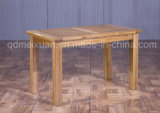 Solid Wooden Dining Table Living Room Furniture (M-X2399)