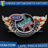 China Factory Supply Custom Enamel Color Metal Pin Badge