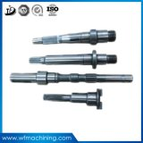 OEM CNC Precision Shaft Mounted Geared Worm Gear Shaft
