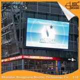 Outdoor Advertising Display 10mm LED Display Screen