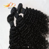 Jerry Curl 8A High Quality Human Hair Weaving Cambodian Virgin Hair Weft