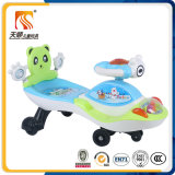 Lovely Baby Swing Ride on Car Toy with Backrest Wholesale
