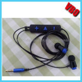 Top Quality Metal in-Ear Headphone Earphone with Mic for iPhone