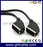 Metal Modle Standard Scart Cable