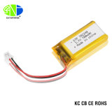 702248 Recharge 3.7V 700mAh Lithium Batteries Polymer