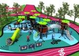 New Outdoor Children Cheap Plastic Playground Equipment