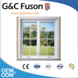 Double Pane and Tilt Outside Opening Aluminium Casement Window