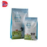 Competitive Price Composite Aluminum Plating Seal Slider Zipper Stand up Foil Fish Cat Pet Food Pouch Packaging Bag
