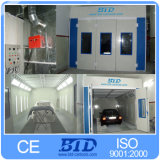 Paint Booth Heaters Spray Bake Industrial Painting Equipment
