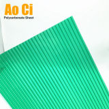 Greenhouse Polycarbonate Sheet Plastic Cover Roofing Material