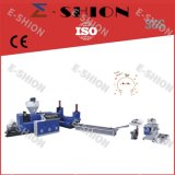 Double Scerw Waste Cooling Plastic Recycling and Granulating Machine Price