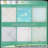 Aluminum Ceiling Decorative Panel Roller Coating Printing Ceiling