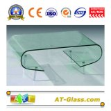 3-19mm Toughened Glass Used for Table Glass Door Glass Furniture Glass