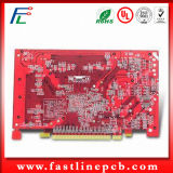 6 Layers Gold Finger PCB Board with Customer Requirements