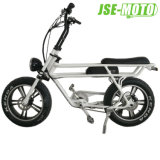 New 20 Inch Fat Tires Scooter Style Electric Bikes Bicycles
