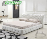 A029 French Design Wooden Bedroom Bed