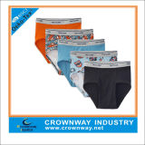 Best Colorful Pattern Boys Underwear with High Quality