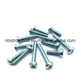 DIN7985 with Zinc pH Cross Recessed Raised Cheese Head Screws