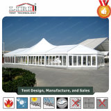 Mix Structure New Design Large Aluminium Tent for Wedding and Party