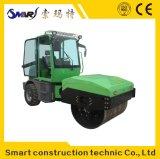 SMT-4.0 Compactor Mini Hydraulic Rear Rubber Vibratory Road Roller