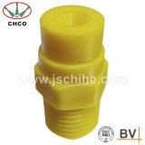 1/4 3/8 1/2 3/4 1 Plastic Whirljet Full Cone Water Washing Spray Nozzle