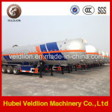 Tri-Axle Gas Transport Tank Semi Trailer