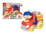 B/O Toys Cartoon Battery Operated Car (H1215091)