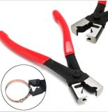Car Water Pipe Hose Flat Band Ring Type Hose Clamp Plier Auto Removal Tool